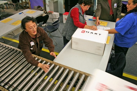 Sending Judge's Booth Controllers down the assembly line