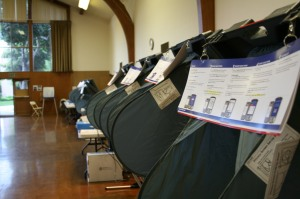 The Polling Place